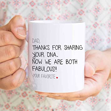 Fathers Day Mugs Gifts For Dad From Daughter Gift