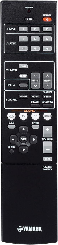 Yamaha YHT-196 - Equipo de Home Cinema de 100W (5.1), negro: Amazon.es: Electrónica