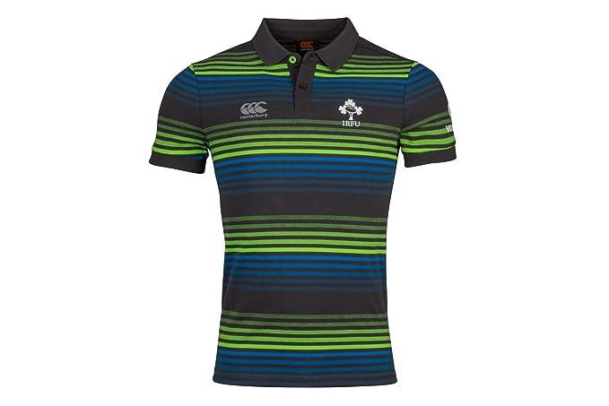 Canterbury CCC - Polo Irlanda Rugby Uomo - Mens Ireland Rugby ...