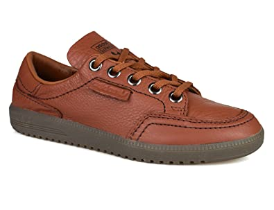 premium selection 480cd 08855 adidas Originals SPZL Spezial Garwen Brown Leather Trainers BA7724