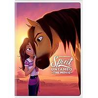 SPIRITUNTAMED DVD
