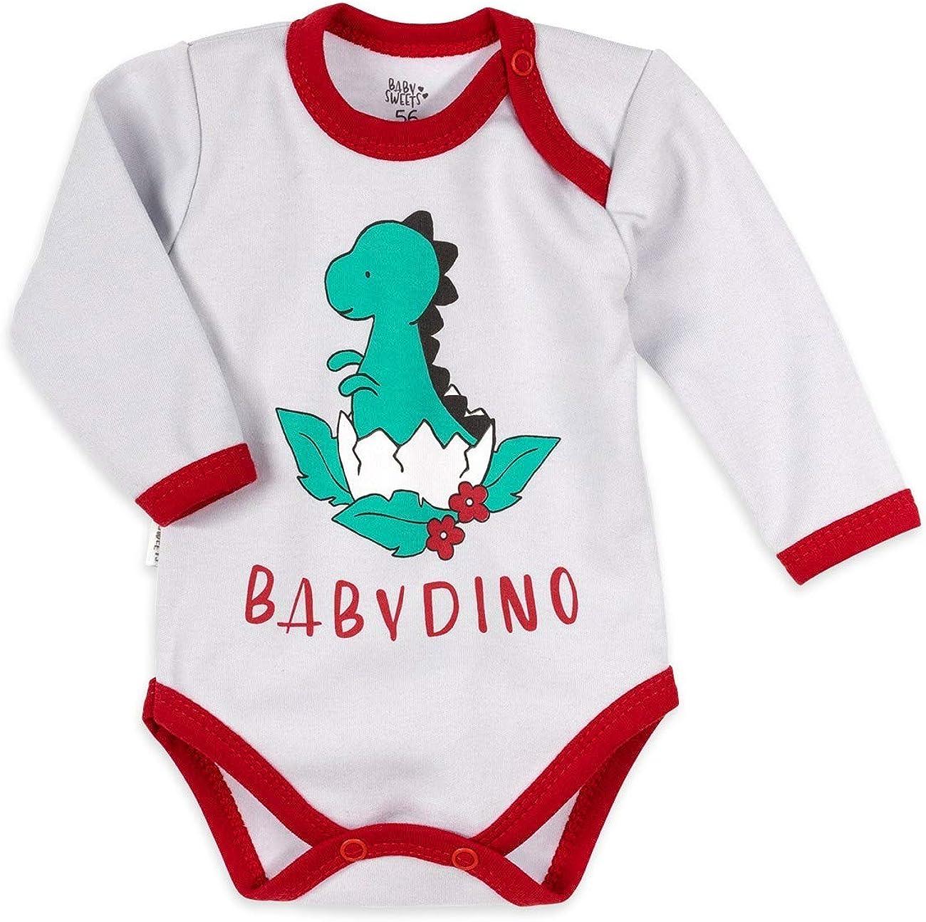 Baby Sweets 2er Set Bodies aus Baumwolle f/ür M/ädchen und Jungen Body-Set f/ür Neugeborene /& Kleinkinder in verschiedenen Gr/ö/ßen