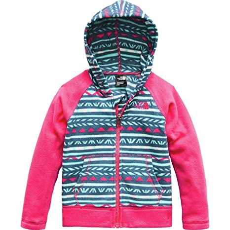 657d72489 THE NORTH FACE Kids Baby Boy's Glacier Full Zip Hoodie (Toddler ...