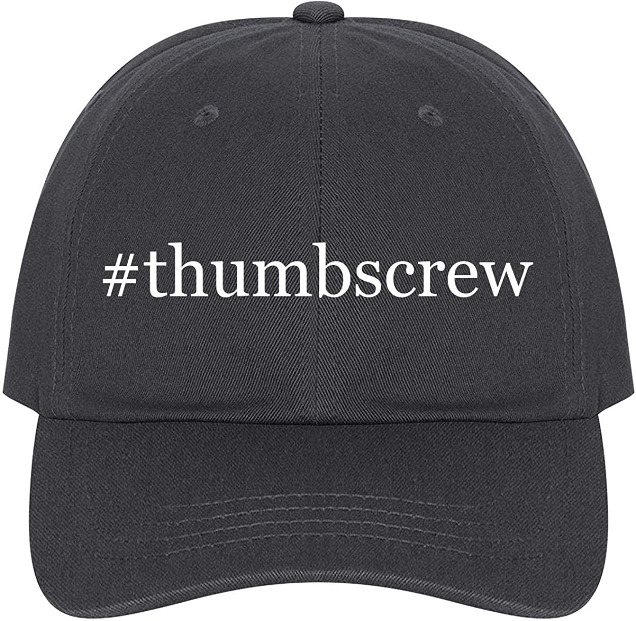 The Town Butler #Thumbscrew - A Nice Comfortable Adjustable Hashtag Dad Hat Cap
