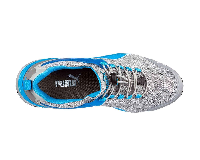 Puma Sicherheitsschuhe Halbschuh XCite Grey Low S1p ESD, Größe 45