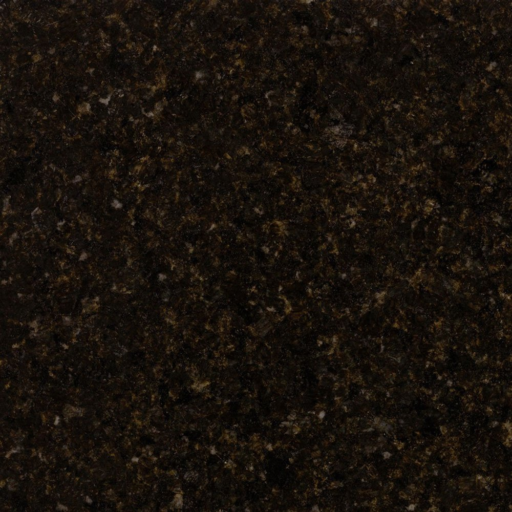 "Instant Granite Black Granite Counter Top Film 36'' x 216"" Self Adhesive Vinyl Laminate Counter Top Contact Paper Faux Peel and Stick Self Application by Instant Granite"