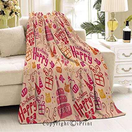 Amazon.com: RWNFA Boy and Girl Blanket,Ideal for bedrooms ...