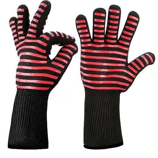 Guantes para barbacoa guantes de cocina guantes para horno ...
