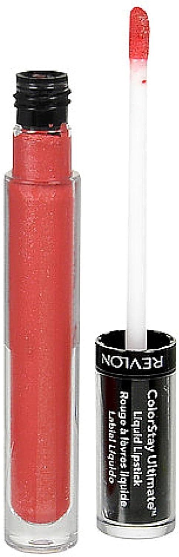 Revlon ColorStay Ultimate Liquid Lipstick, Stellar Sunrise 0.10 oz (Pack of 3)