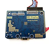4K eDP HDMI LVDS Controller Board LCD Display