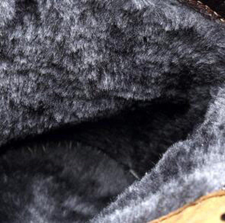 GTYMFH Winter Hohe Hohe Hohe Hilfe Schneeschuhe Warm Plus Samt Liebhaber Baumwollschuhe Damenstiefel Herrenstiefel  39439f