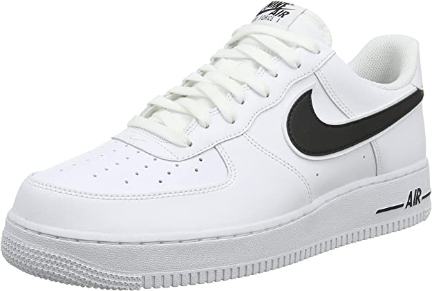 Nike Men's Air Force 1 Low Leather Casual Shoes (13)