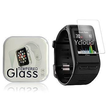 Ycloud Protector de Pantalla para Garmin Vivoactive HR Smart Watch ...