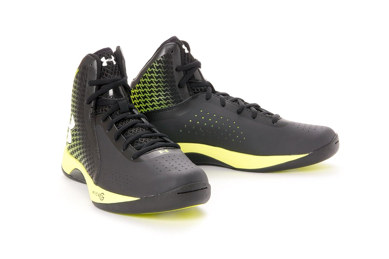 Under Armour - Zapatillas de baloncesto para hombre negro 46 1246940-002