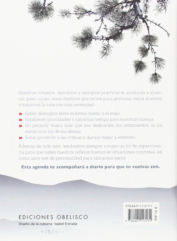 Mi agenda cero estres (Psicologia) (Spanish Edition): Flavia ...