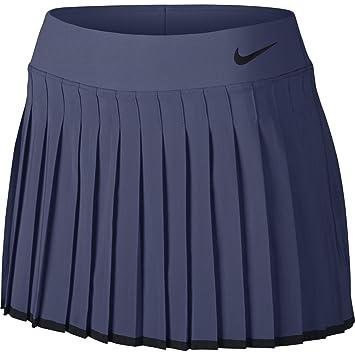 Nike Court Victory Falda de Tenis, Mujer: Amazon.es: Deportes y aire libre