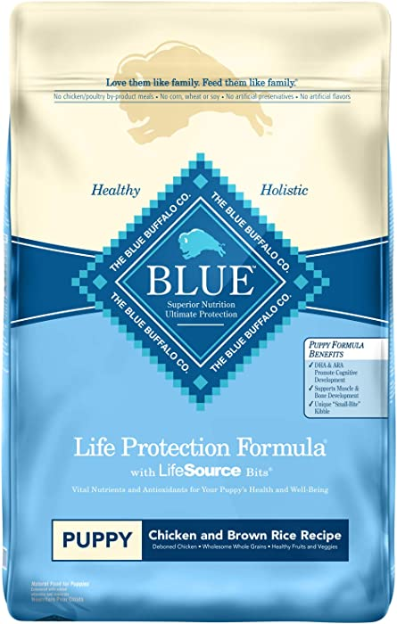 Blue Buffalo Life Protection Formula Natural Puppy Dry Dog Food