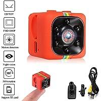Crazepony-UK Mini cámara Espias SQ11 Camcorder 3.6mm Night
