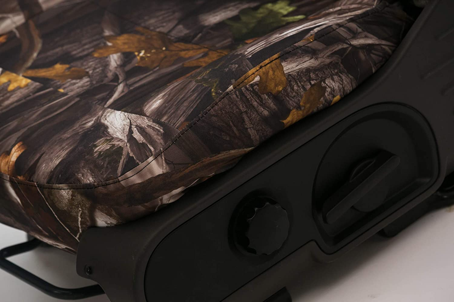 Saddleman S 199907-30 Camouflage Custom Made Front Low Back Bucket with Airbag Seat Covers