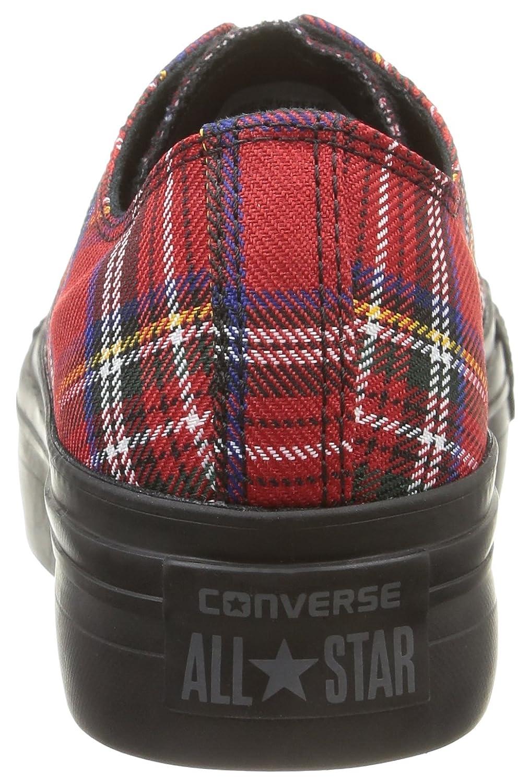 aa934edc9f9e44 Converse A s Ox Platform Textile