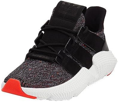 Adidas prophere uomini in nero / infrarosso, 11 scarpe