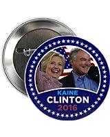 "CafePress - Clinton Kaine 2016 - 2.25"" Button"