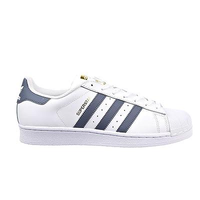 adidas Originals Mens Superstar Foundation Fashion Sneaker (9.5 D(M) US) | Fashion Sneakers