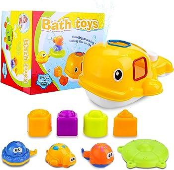 Toy Chois Baby Bath Toys