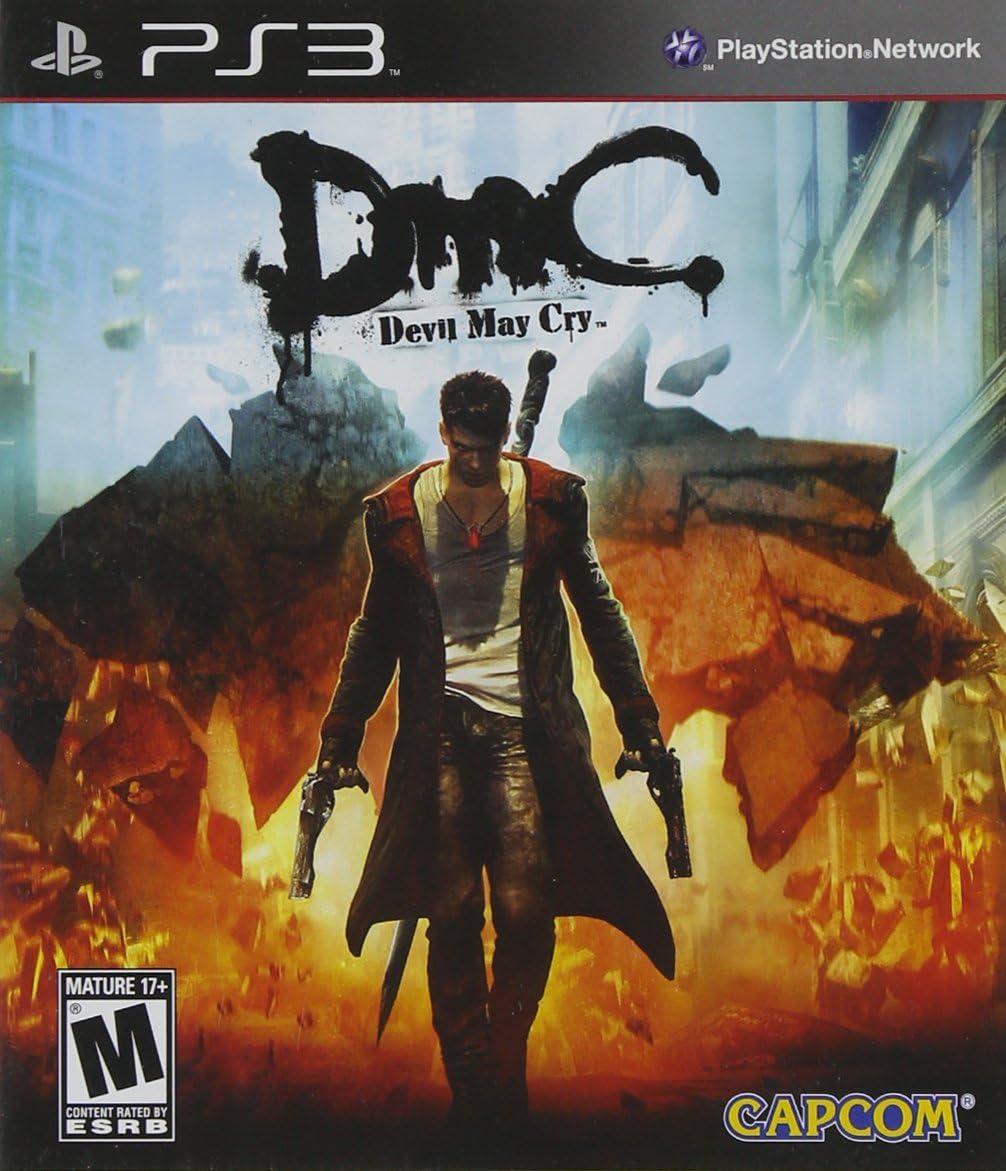 Amazon.com: DMC: Devil May Cry: sony playstation3: Capcom ...