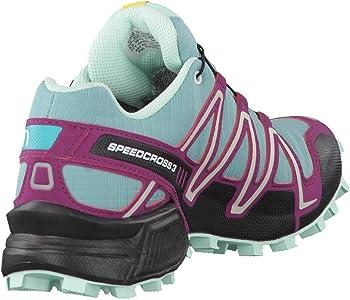 SalomonSpeedcross 3 GTX - Zapatillas de Running para Asfalto Mujer ...