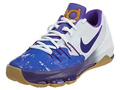 best service 34321 f4a93 Nike Youth KD 8 QS PB J Basketball Shoes