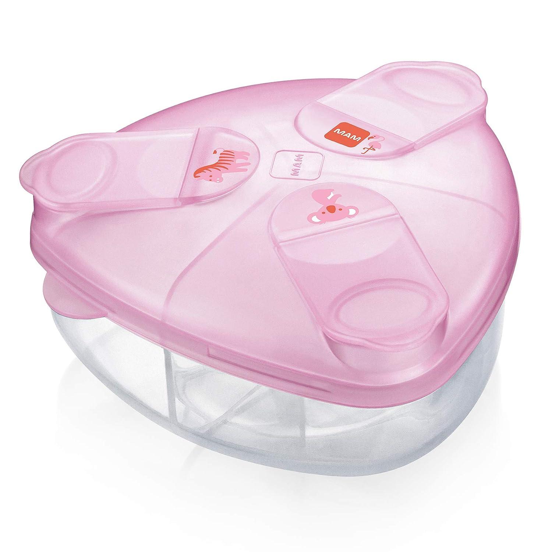 Pink MAM Milk Powder Dispenser