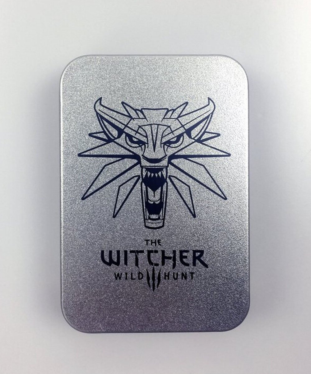 Llavero, diseño de The Witcher 3: Wild Hunt Geralt 3d ...