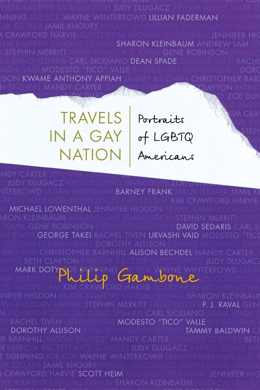 Amazon.com: Travels in a Gay Nation: Portraits of LGBTQ Americans ...