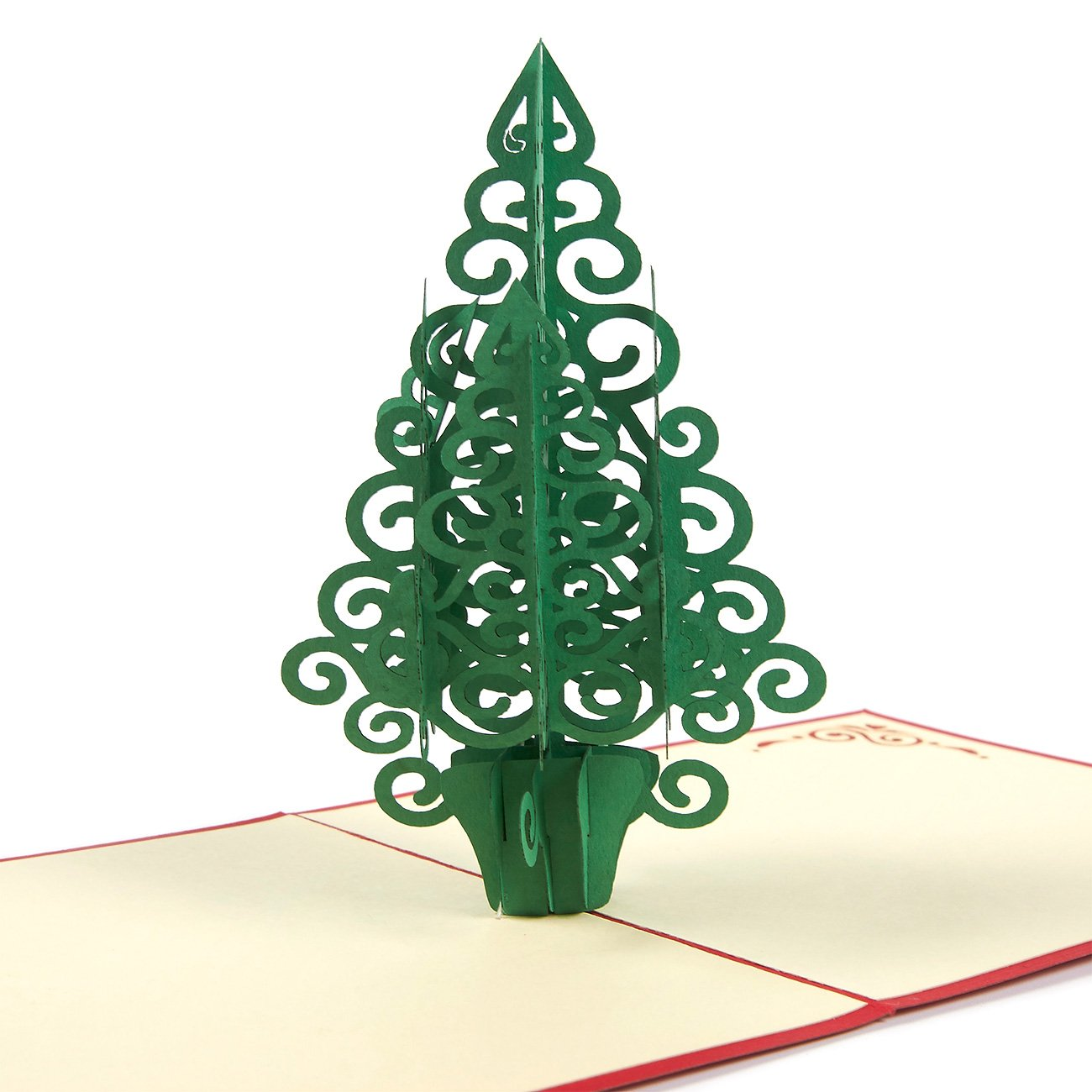 48 Pack Merry Christmas Greeting Cards Bulk Box Set Winter Holiday