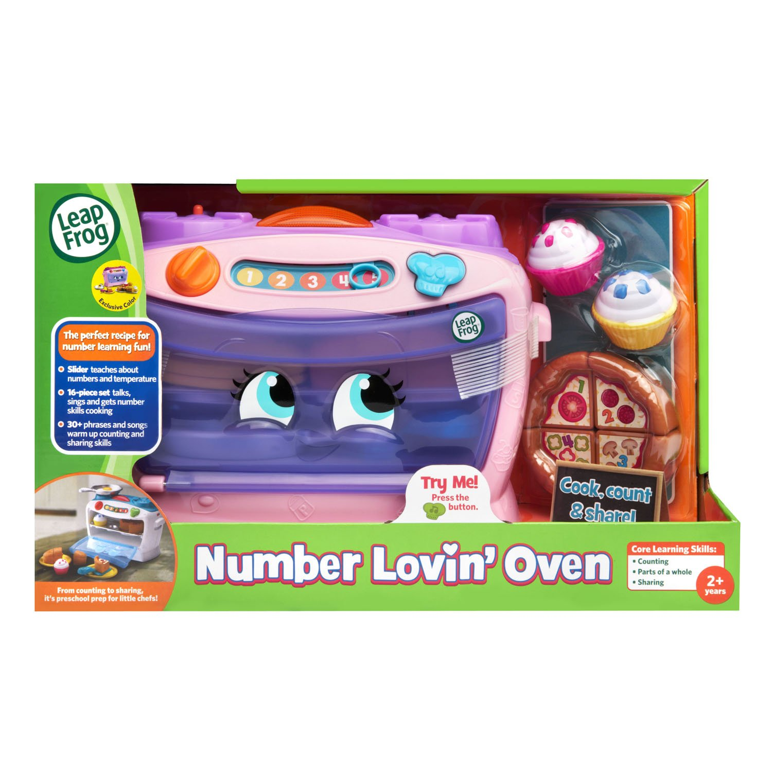 LeapFrog Number Lovin' Oven, pink (Amazon Exclusive) by LeapFrog (Image #7)