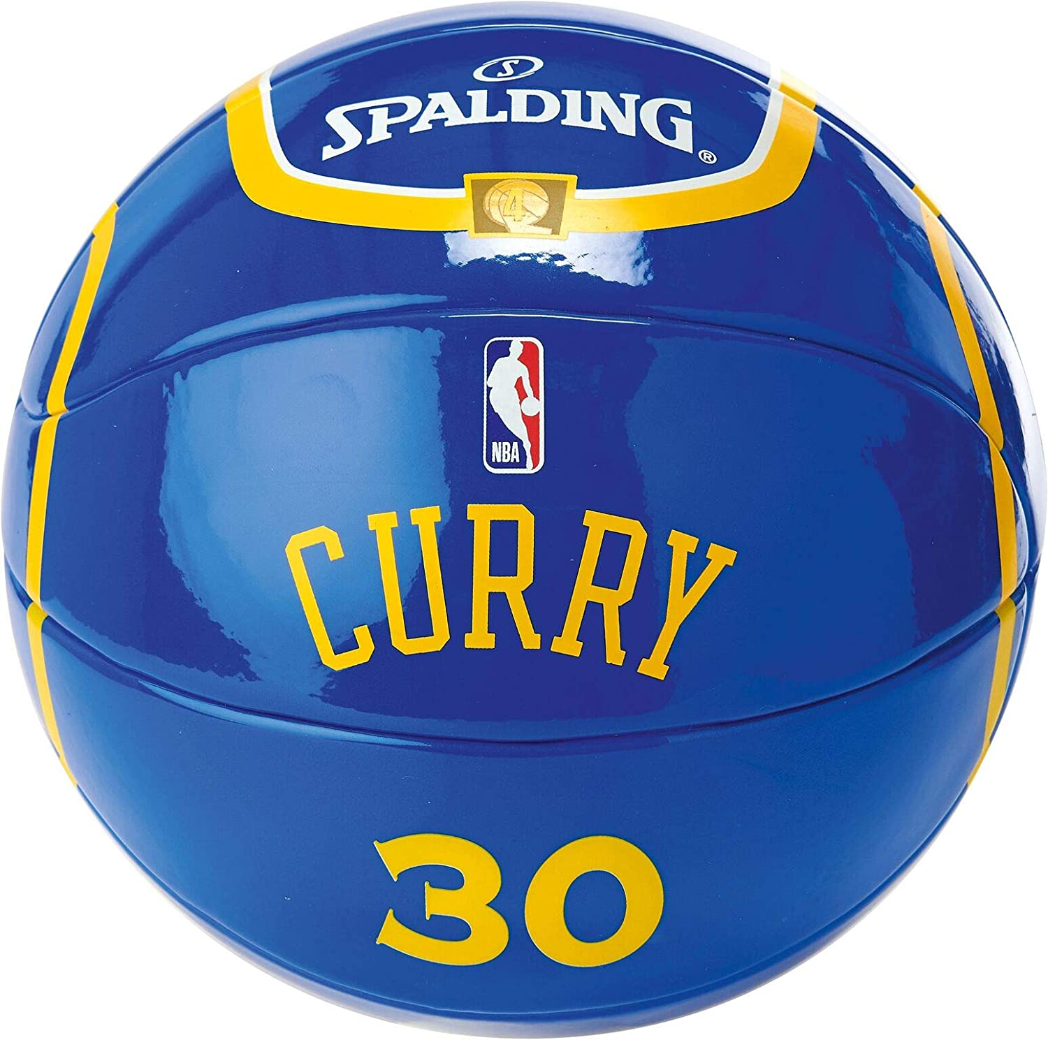 Spalding NBA Ball Stephan Curry (1,5): Amazon.es: Deportes y aire ...
