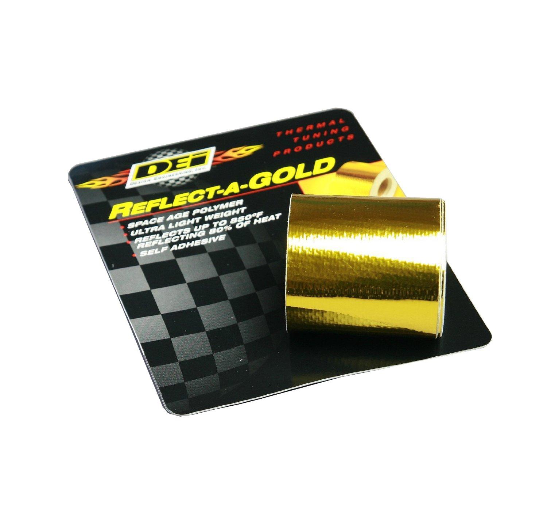 DEI リフレクトアゴールドクールテープ熱反射テープ 50mm×9.1m010397 B00OUDESRE