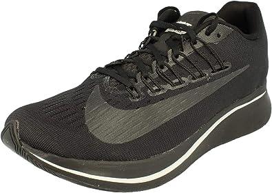 Nike Zoom Fly, Zapatillas de Deporte para Hombre, Multicolor (Black/Black/Pure Platinum/Anthracite 001), 44 EU: Amazon.es: Zapatos y complementos