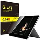 Microsoft Surface Pro 6 12.3 2018/Surface Pro 12.3 2017/Surface Pro 4 Screen Protector Glass, IVSO Premium 9H Hardness HD Tempered-Glass Film Screen Protector for Microsoft Surface Pro 6 12.3 2018/Surface Pro 12.3 2017/Surface Pro 4 Tablet, 1 Pack