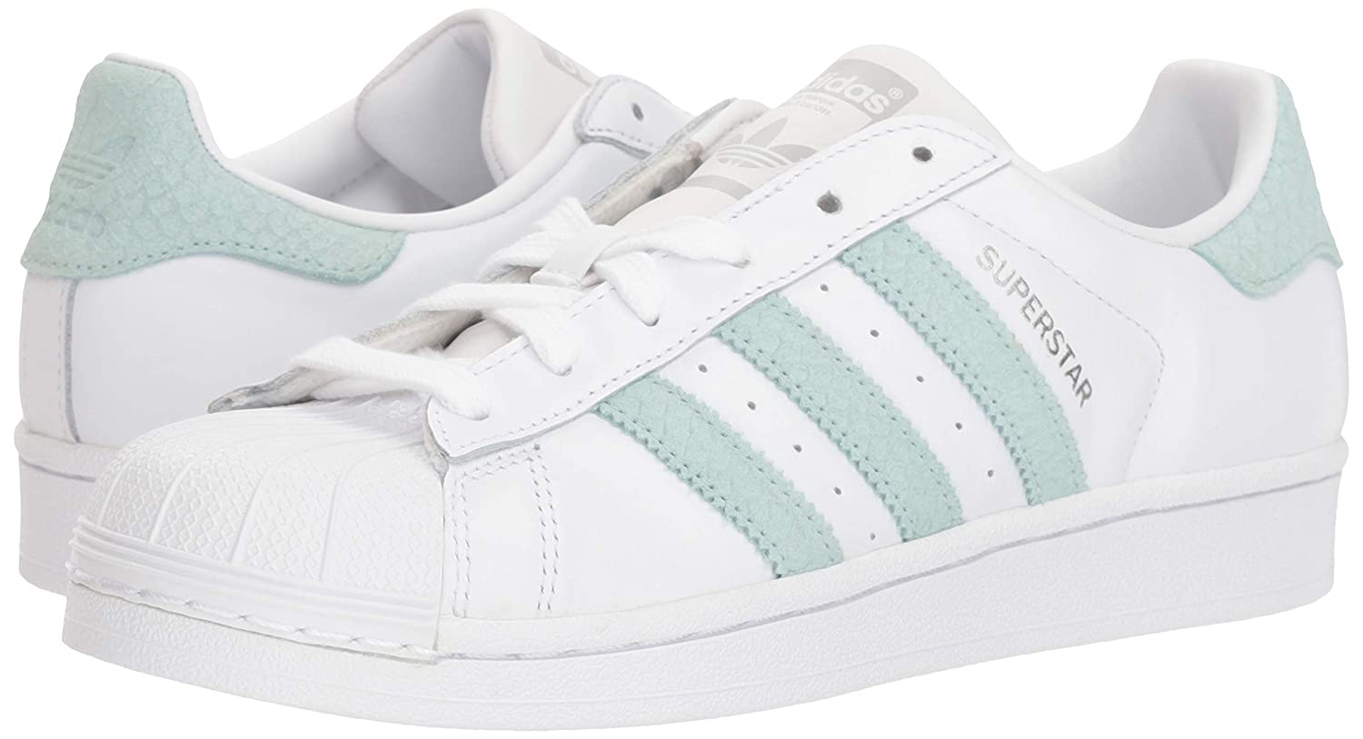 Adidas-Superstar-Women-039-s-Fashion-Casual-Sneakers-Athletic-Shoes-Originals thumbnail 16