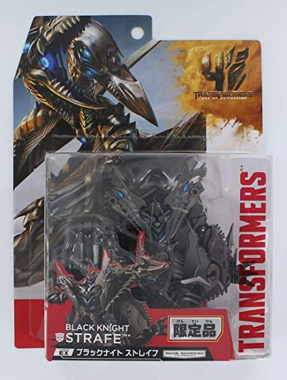 Transformers Takara Age of Extinction Dinobot EX Deluxe Black Knight Slug