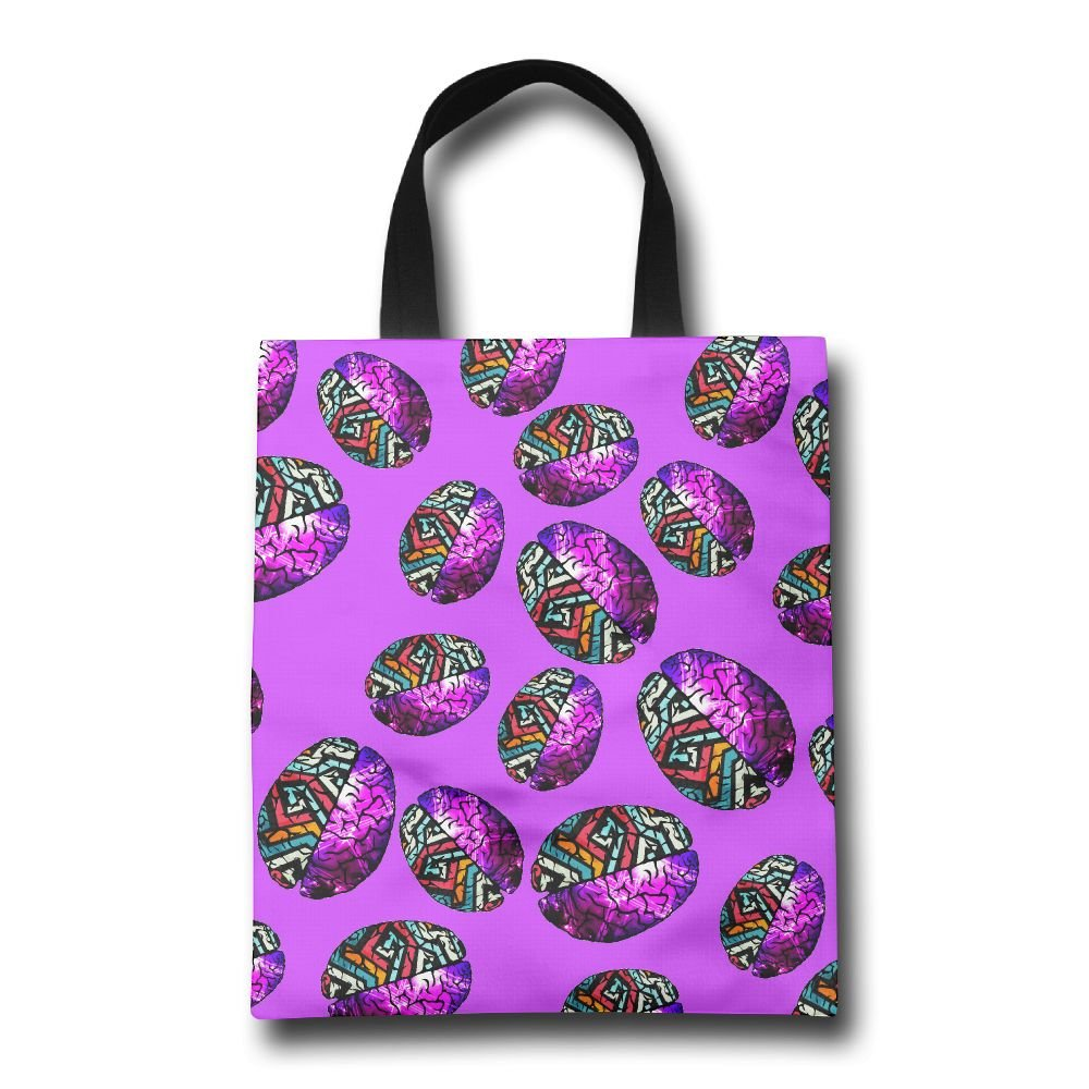 cheap Brains Cartoon Strong Extra Large Tote Bag Market Bag With Straps 8fb430dd27678