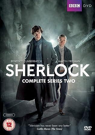 Sherlock - Series 2 [DVD]: Amazon co uk: Benedict