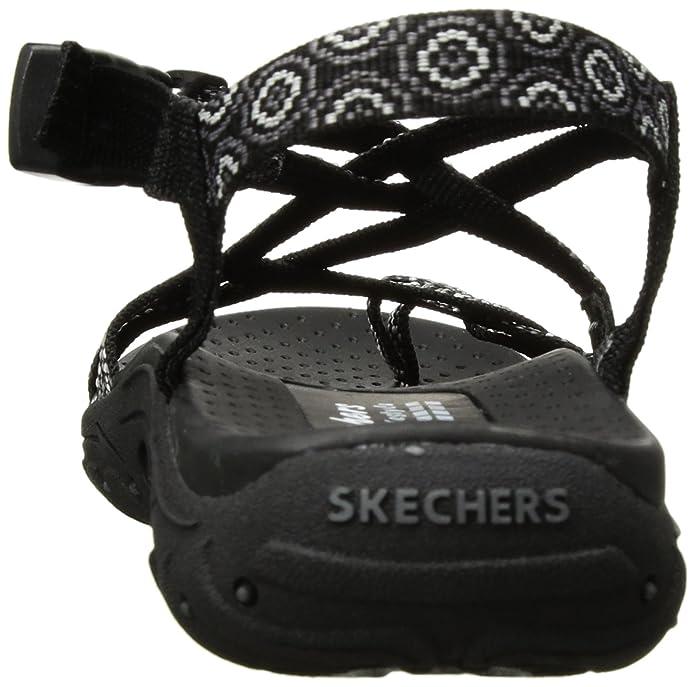 523a26325be6 Amazon.com  Skechers Women s Reggae-Happy Rainbow Sandal  Skechers  Shoes