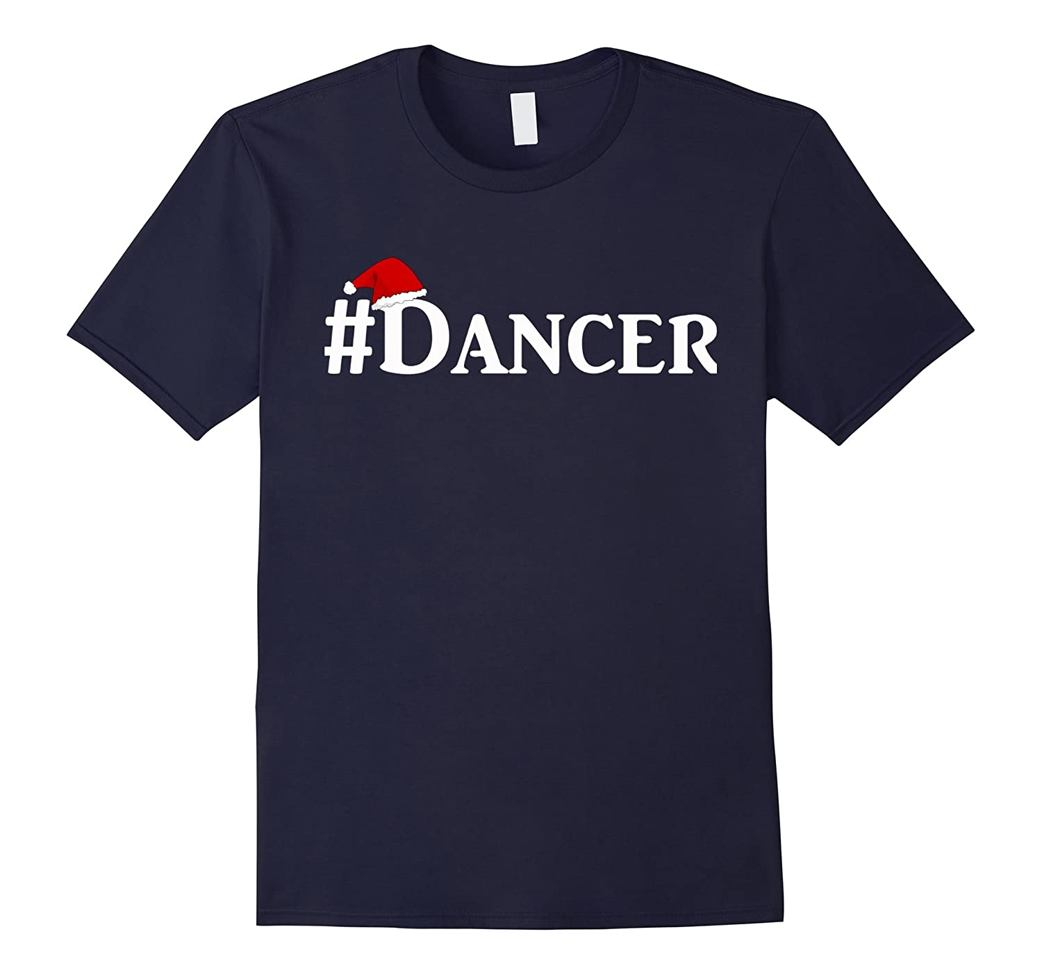 #Dancer Christmas Tshirt-CL