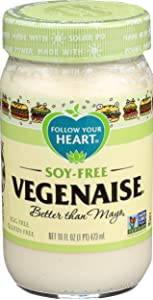 Follow Your Heart, Dressing Vegenaise Soy Free Gluten Free, 16 Fl Oz