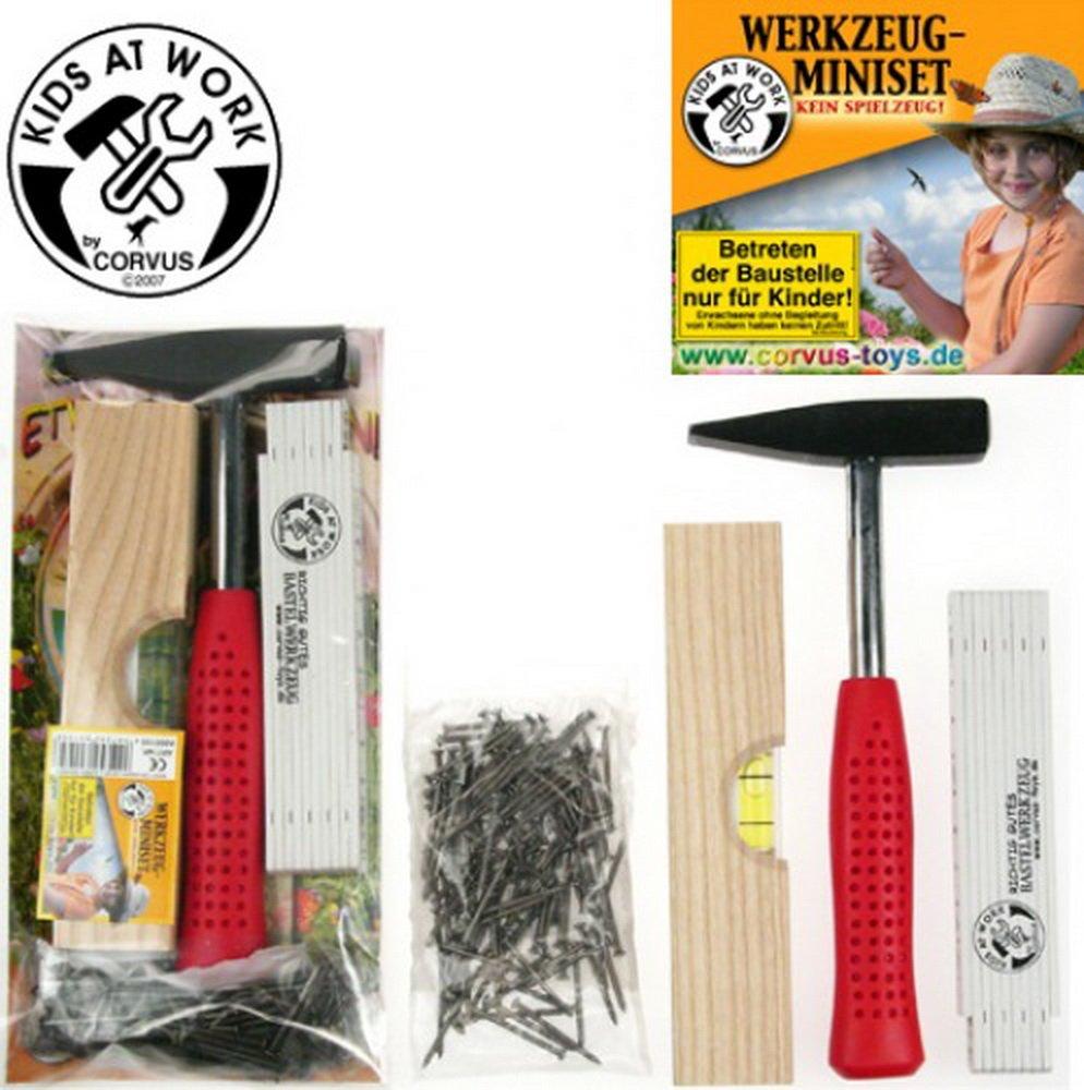 Echtes Werkzeug für Kinder - Echtes Kinderwerkzeug - Kinderhammer