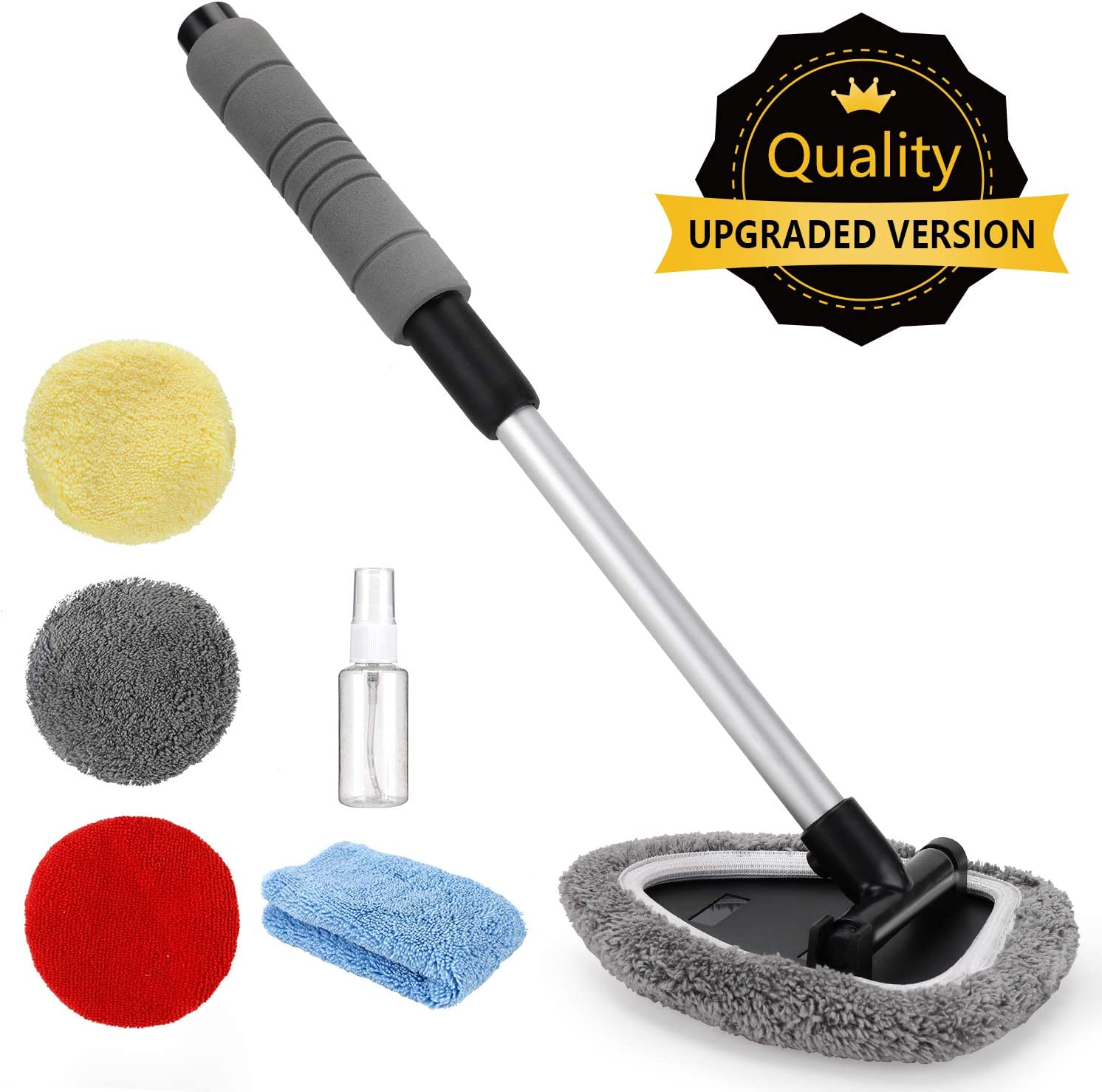 Amazon Coupon Code for Windshield Cleaner Car Inside Microfiber
