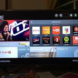 Amazon.es:Opiniones de clientes: LG 32LF5800 - Televisor de 32 ...